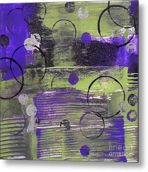 Wine Cellar on Metal Canvas #WallArt by Jilian Cramb Add dimension to your space! #metalwallart