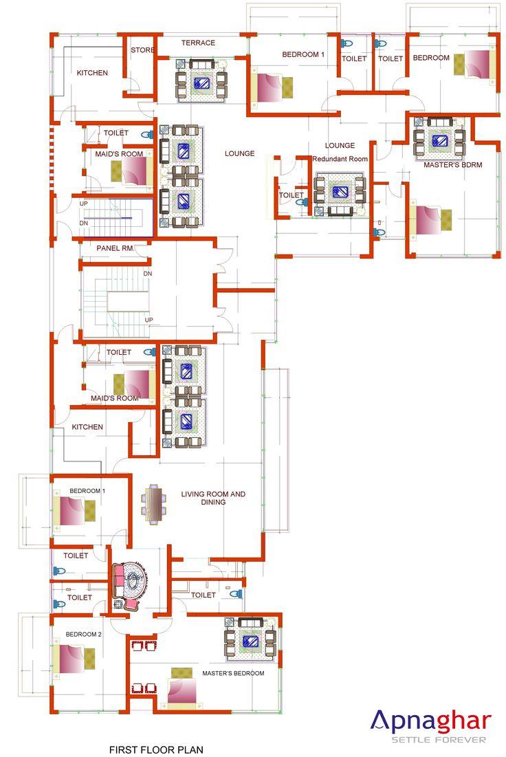 Looking For Floor Plans Online Visit Www Apnaghar Co In And Choose