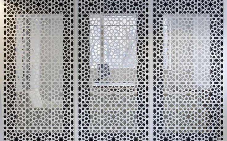 Maison du Maroc / ACDF* Architecture: Andalusian Architecture, Window Screens Architecture, Inspiration Architecture, Architecture Interiors Hom, Of Morocco, Architecture Maison, Architecture Screens, Acdf Architecture, House