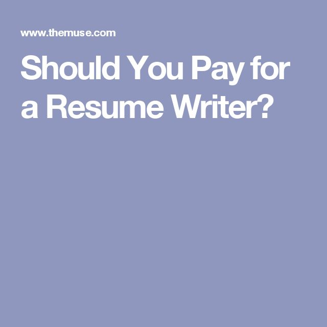 best 20 resume writer ideas on how to make