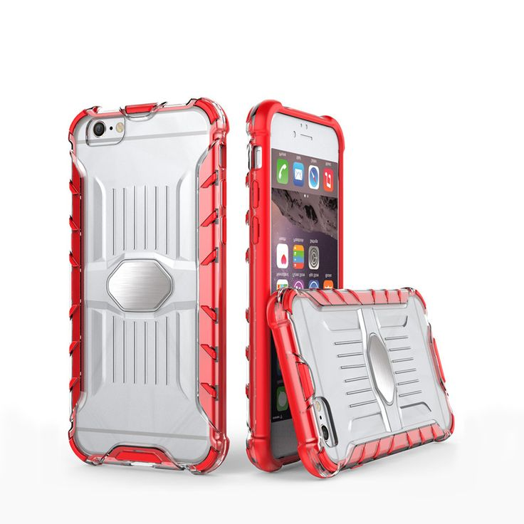 Cool PC design matches colorful TPU bumpers inside perfectly, wholesale supply only at factory price.  Email: marketing@mocel-case.com Whatsapp: 0086 137 1039 2049 http://www.mocel-case.com/iphone-6-clear-phone-case-with-elegant-tpu-bumper #coolphonecases #wholesalephonecase #mocelcase #phonecasefactory #phonecasemanufacturer