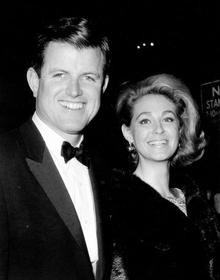 TED KENNEDY DEAD AT 77