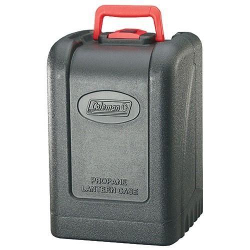 Coleman Propane Lantern Hard-Shell Carry Case Blk 2500A763C