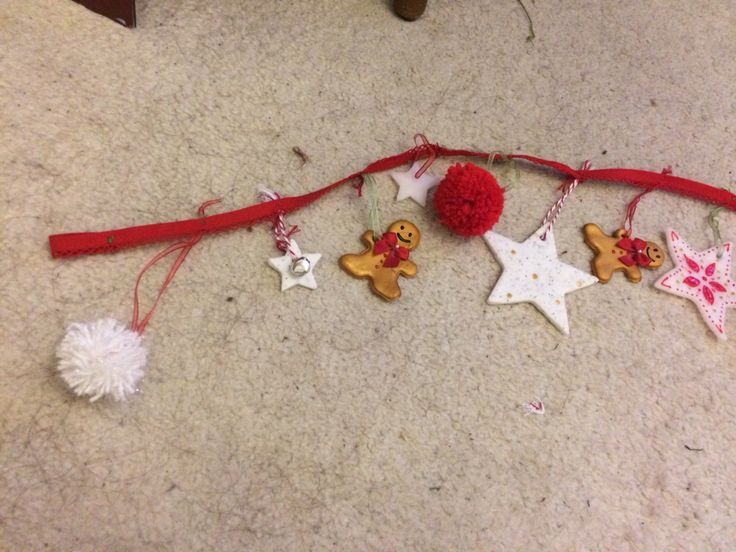 1/4 two metre Christmas garland