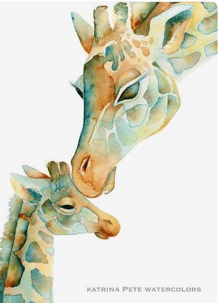 25 Best Ideas About Giraffe Painting On Pinterest Art