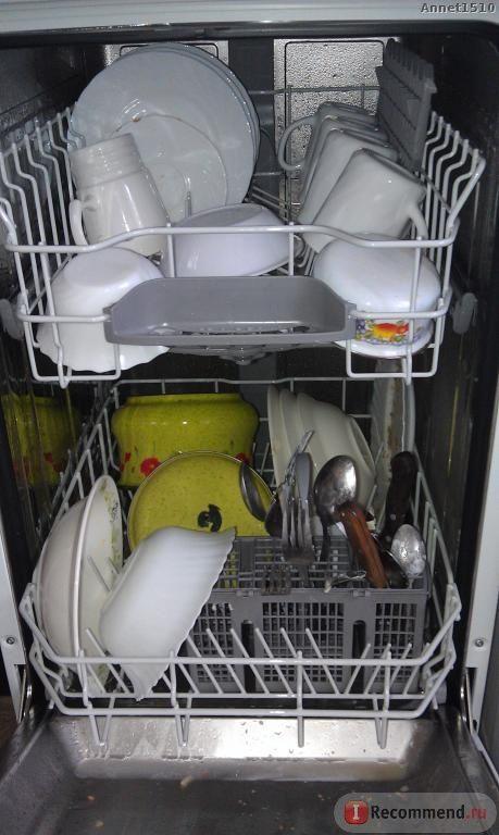 Посудомоечная машина BOSCH SPS 40E42 RU фото