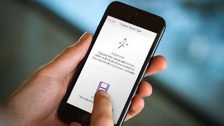 Adobe Premiere Clip lapp iOS per montaggi video arriva anche su Android
