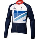 Adidas London Olympics 2012 Team GB LS Cycling Jersey