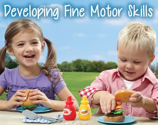 Tips And Toys For Developing Fine Motor Skills Autism