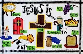 Jesus I...: Church Ideas, Schools Bulletin Boards, Children Church, Church Bulletin, Sunday Schools, Bible Class, Kids Church, Boards Ideas, Bible Crafts