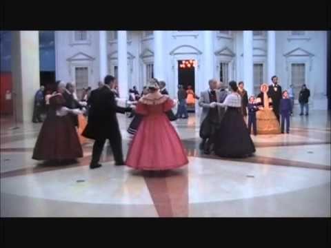 how to dance the virginia reel