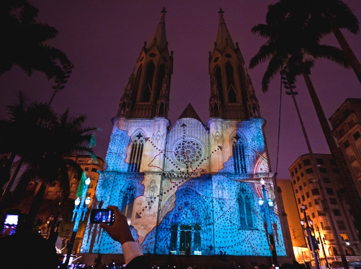 Catedral de Se,Sao Paulo, Brazil