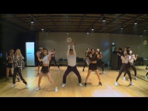 """The dance rehearsal for the music video """"Daddy"""" is just as awesome as the song itself – Rare"""