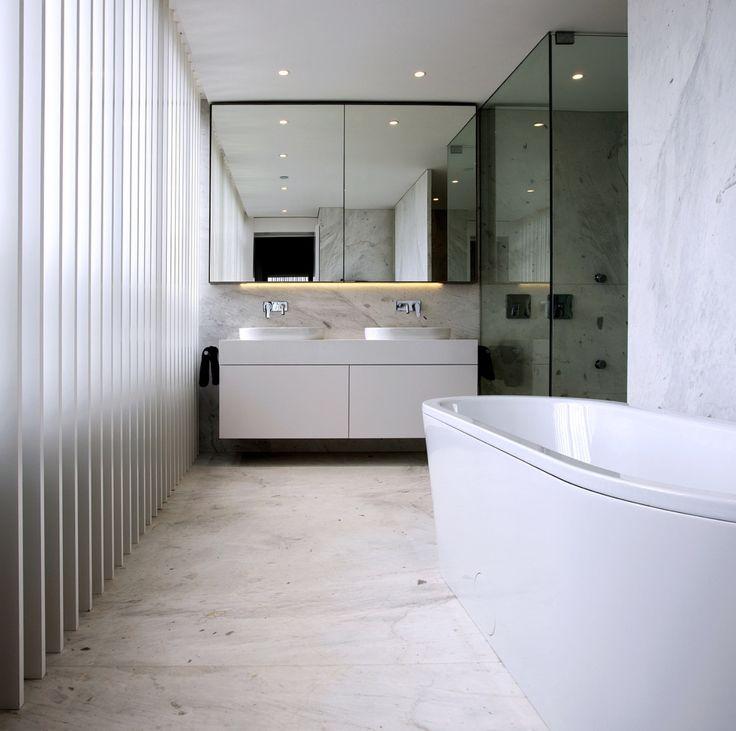 Stunning Elba White bathroom designed by @x.pace in Sydney, and installed by Prego Marble.  #cdkstone #elba #elbawhitemarble  #dolomite #marble #naturesmasterpiece #naturalstone #lovestone #interiordesign #sydney #lithofin #design #marble #naturalbeauty #designinspo #designinspiration #interiors #interiordesign  #lithofin