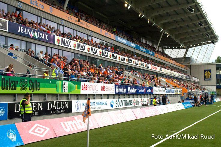 Color Line Stadium.