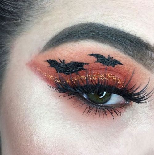 43 best Halloween Eye makeup images on Pinterest | Artistic make ...