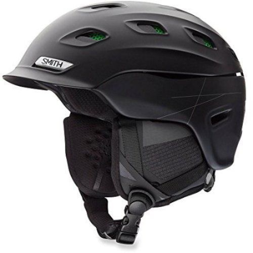 Protective Gear 36260: Smith Optics Vantage Adult Snow Snowmobile Helmet - Matte Black Large -> BUY IT NOW ONLY: $199.99 on eBay!