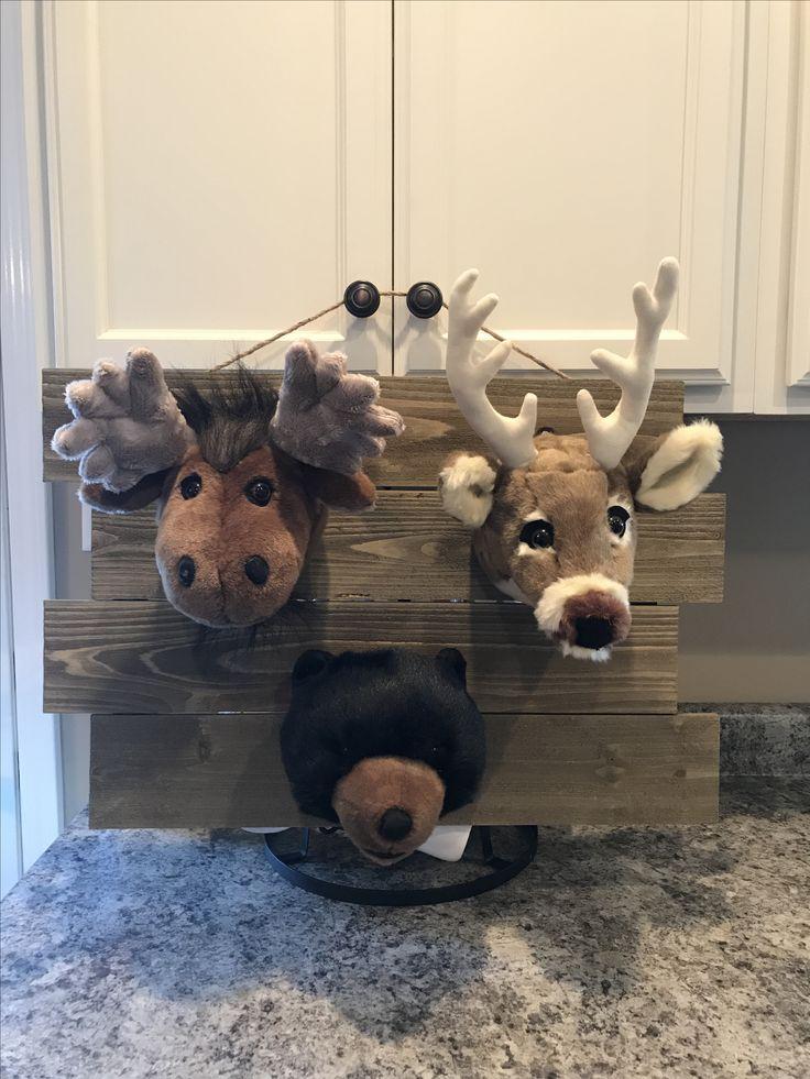 Baby boys woodland nursery rustic deer