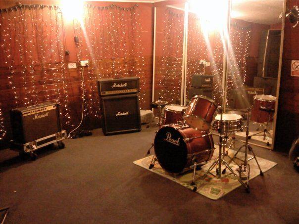 Rehearsal Studio 3 @Alaskastudio