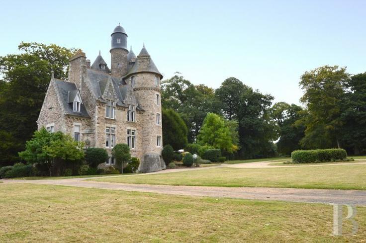 Château  à vendre à Saint-Brieuc au prix de 990.000 € - (6672232)