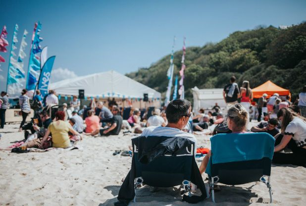 ​11 reasons not to miss the St Ives Food and Drink festival - Great location
