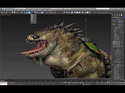 "CGI VFX Showreels HD: ""Evolve Animation + Game Development Reel"" - by Da..."