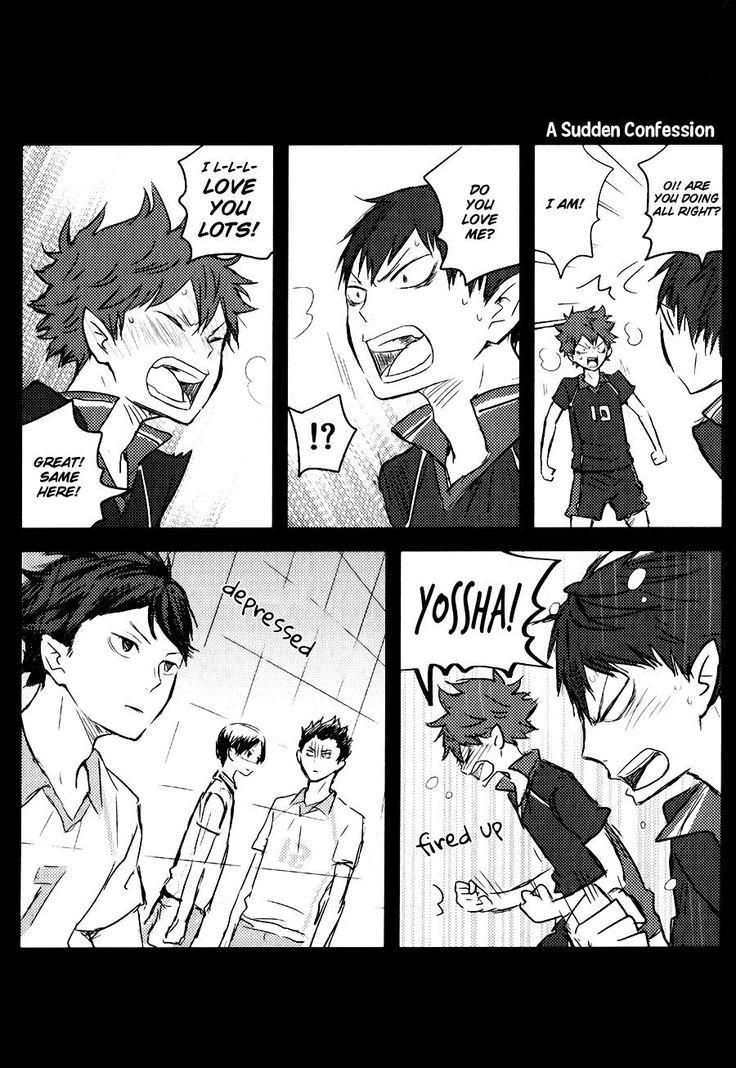 Haikyuu!! - Thank you, Anikyu! (Doujinshi) Ch.0(end) page 12 at www.Mangago.me