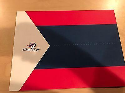 Chris Craft 2001 Sport / Cruiser Boat Brochure / Catalog (Launch Models)