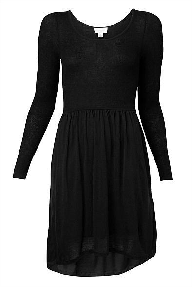 Soft Knit Dress #witcherywishlist