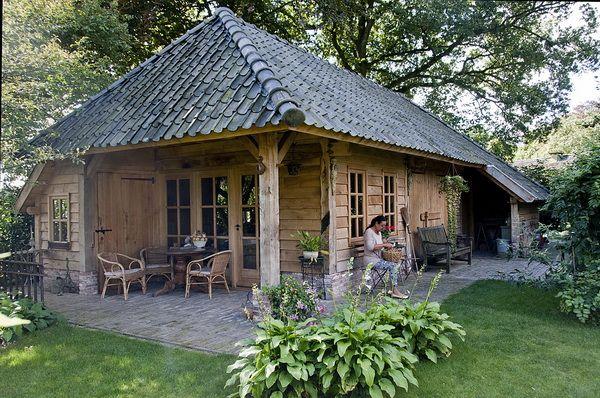 Henk Bennink Exclusieve Houtbouw Nijverdal: Gastenverblijf