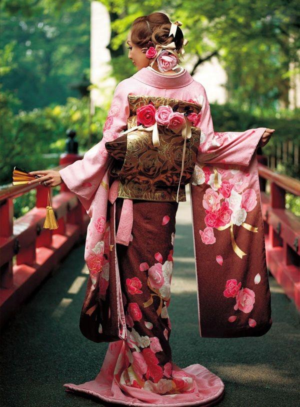 robes japonaises traditionnelles - Recherche Google