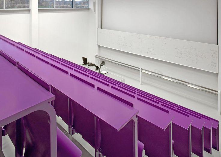 Hochschule Neu-Ulm | Studium | Unser super-cooler Vorlesungssaal in der Hochschule :-) We ♥ HNU