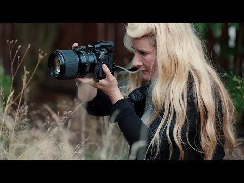 (2) GFX stories with Kara Mercer / FUJIFILM - YouTube