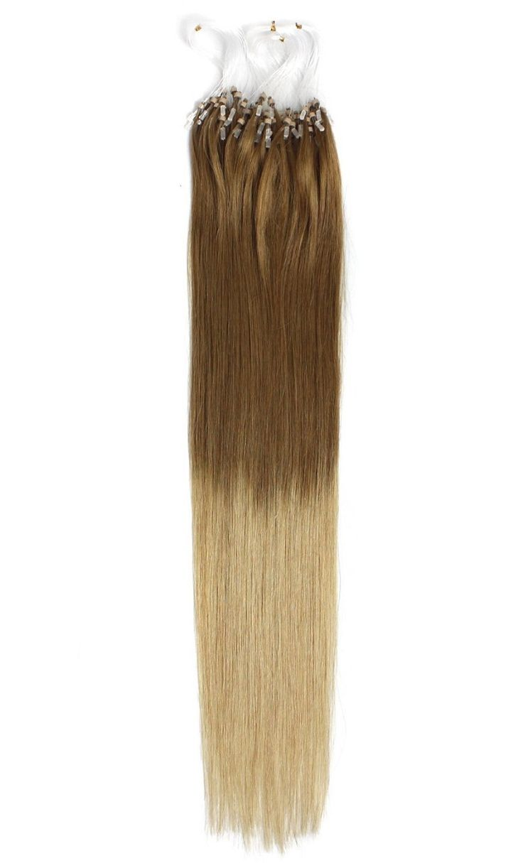 14 Best Ombre Micro Ring Human Hair Extensions Images On Pinterest