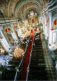 Baroque Churches of the Philippines. The interior of San Agustin Church in Intramuros, Manila. I GOT MARRIED HERE!
