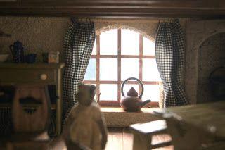 Nono mini Nostalgie: Tutorial rideaux pour Boucle d'Or et les ours