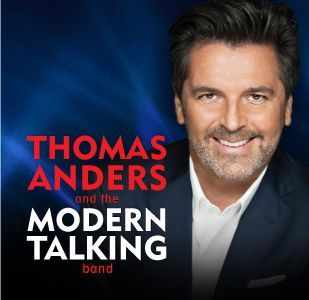 THOMAS ANDERS and the MODERN TALKING band