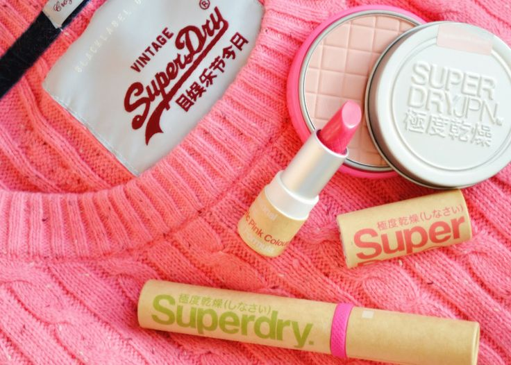 That Lisa Clare {Beauty, Fashion, Life}: Valentine's Day Makeup with Superdry Beauty
