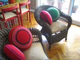 Resultado de imagem para almofadas de crochet pinterest