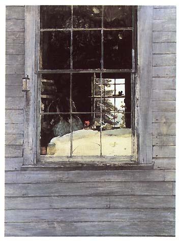 Geraniums, Andrew Wyeth