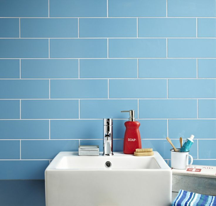 Kitchen Blue Wall Tiles: 17 Best Images About Blue Wall & Floor Tiles On Pinterest