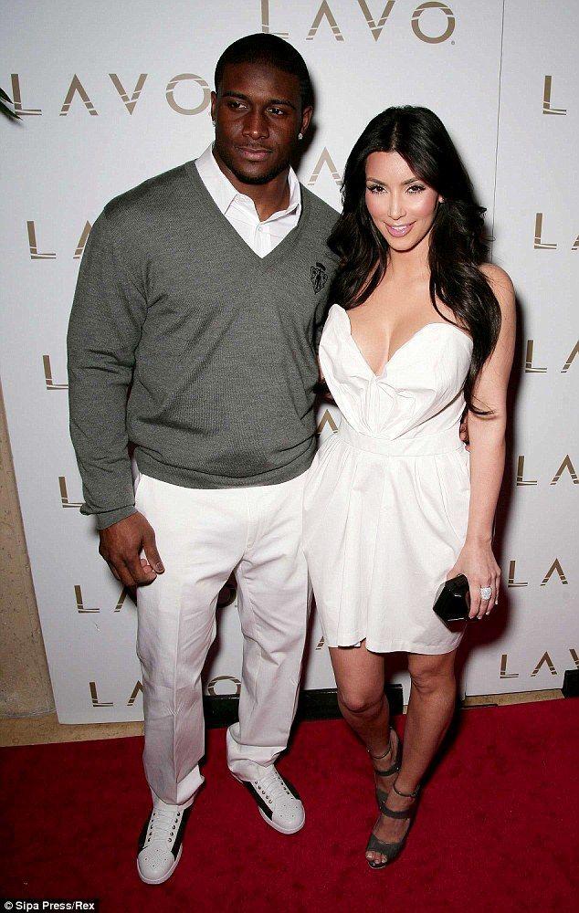 who dated kim kardashian