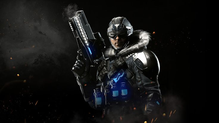 cool Captain Cold Injustice 2 Game 1920x1080