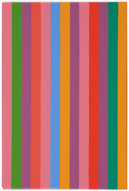 Bridget Riley | Rose Rose 12 (2011) | Available for Sale | Artsy