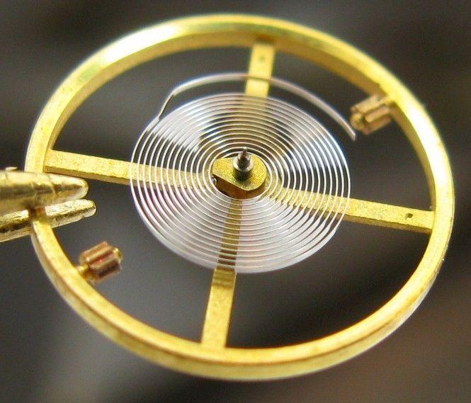 Rolex Watch 2130 2135 Part 432 Complete Balance Wheel Rolex Watches Rolex Horology