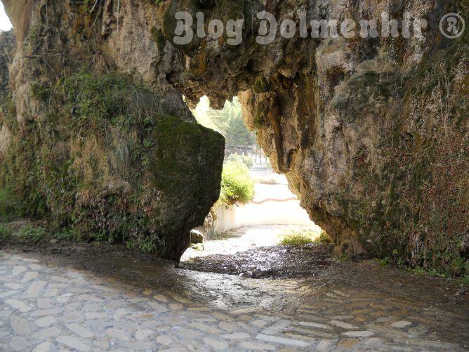 Rio Fardes, Acueducto El Toril y sendero Granada