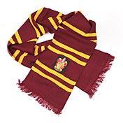 Harry Potter Gryffindor gestreepte sjaal