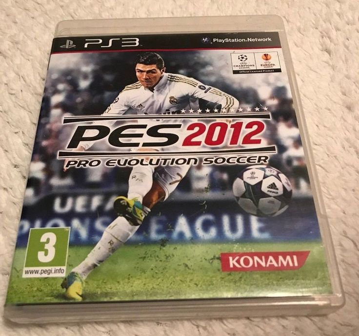 Only £1.24!! Pro Evolution Soccer 2012 (PS3) Fast Free Postage