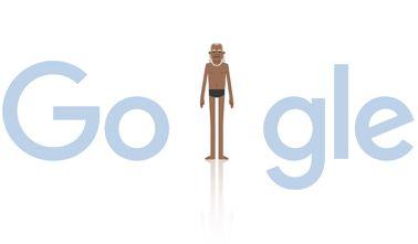 BKS Iyengar's 97th Birthday | #1 Google Doodle 12/14/15