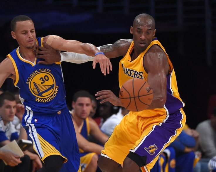 Don't Miss – When Stephen Curry Talked Trash To Kobe & Got A Death Stare (VIDEO)  #NBA #basketball